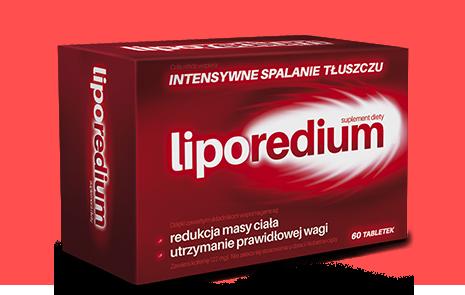 Liporedium – składniki